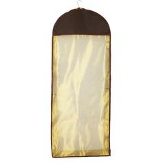 Cru/Respirable Longueur de robe Housse à vêtements