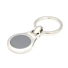 Personalized Stainless Steel Keychains