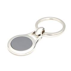 Individualisiert Edelstahl Schlüsselanhänger