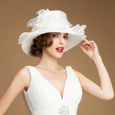 Nydelig Organza Hatt