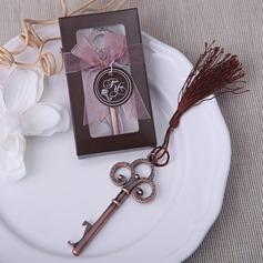 Schlüssel zu meinem Herzen Schlüssel Form Flaschenöffner mit Quaste
