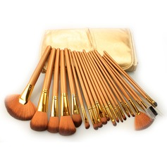 1 Kunstfaser Professionelle 21Pcs Kunstfaser Make-up Accessoires