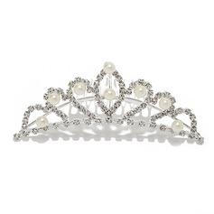 Magnifique Alliage/Perles d'imitation Des peignes et barrettes